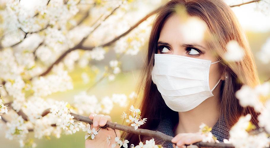 Självtesta dig mot allergier